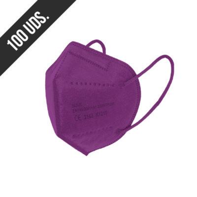 Ffp2 Violeta 100uds